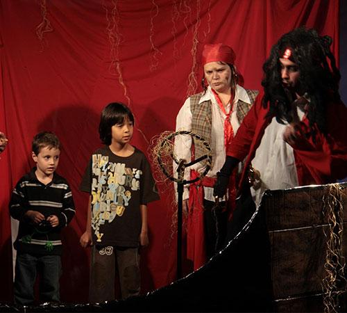 As Aventuras do Pirata da Canoa Furada