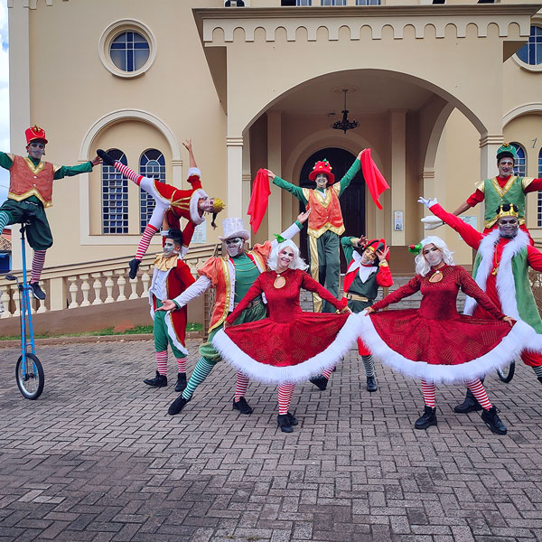 Parada Natal 3